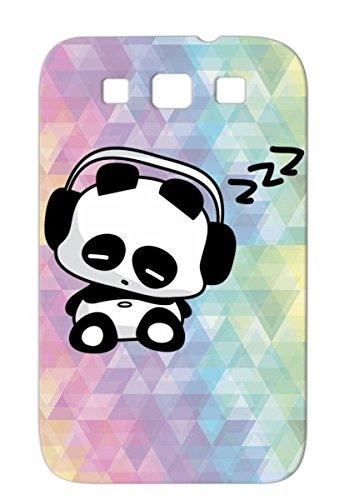 2a6681d7825165 TPU Tear-resistant Sleeping Cute Snooze Cartoon China Kawaii Sleep Music  Art Design Panda Chinese