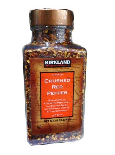 Hot Crushed Pepper (Kirkland Signature Crushed Red Pepper, 10)