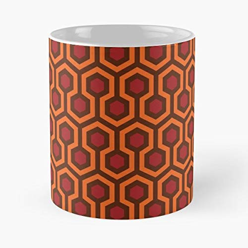 The Shining Movie Carpet Horror -funny Present For My Greatest Boss Male Or Female, Men, Women, Great Office Gift Mugs, Birthday, Leaving, Bold, Cup, 11 Oz -