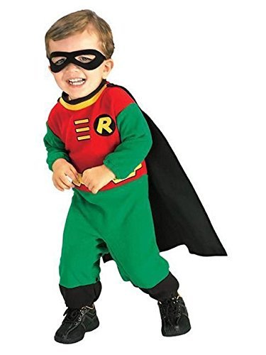 Teen Titans Robin Infant (Baby Halloween Costumes For Teens)