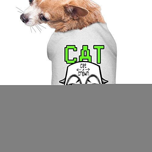 [Dog Clothes Cat Pet Clothing Pet Cute 100% Polyester Fiber Dog Costumes Small Dogs] (Link Dog Costumes)