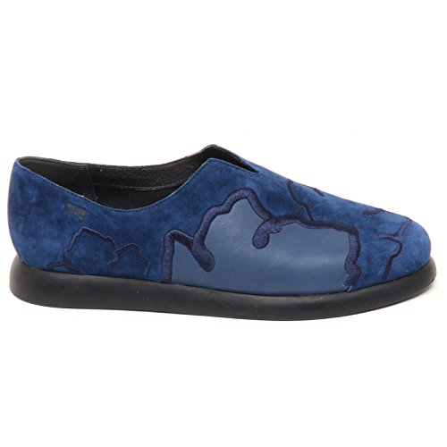 Donna Scarpe without D9278 Box Twins Scarpa Camper Woman Shoe Blu wfgInqI5