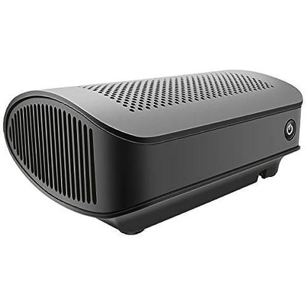 Fdit Purificador Aire Generador Ozono Redondo Eliminador Olor ...