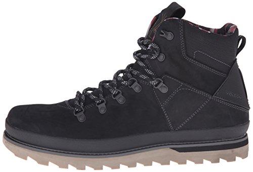 Volcom Men's Outlander Boot Snow Boot, New Black, 13 UK/13 M US by Volcom (Image #5)