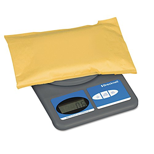 - Salter Brecknell 311 11-lb.Weight-Only Scale, 11-lb x 0.1 oz. Capacity, 5-3/4 Dia. Platform