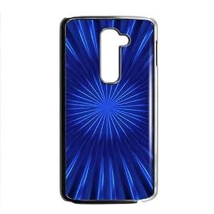 Blue shiny pattern fashion phone case for LG G2