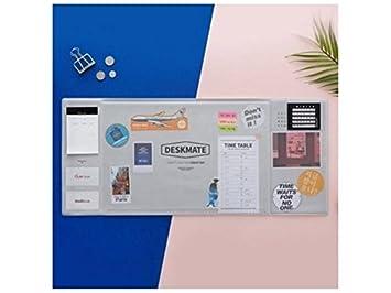 Lridsu nouveau look tapis imperméable de bureau de tapis de souris