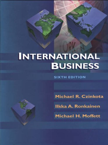 International Business, 6th Edition