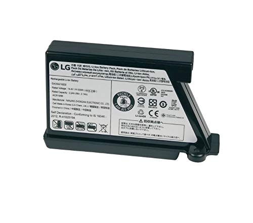 LG Electronics EAC62218202 - Batería para robot aspirador ...