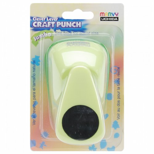 Clever Lever Jumbo Craft Punch-Circle 1