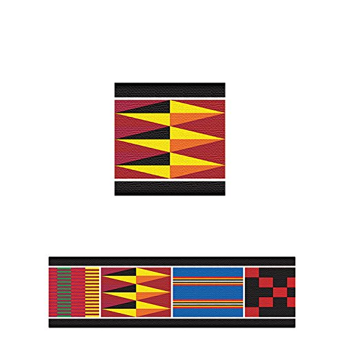 TREND enterprises, Inc. African Weave Bolder Borders, 35.75'