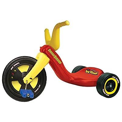 "The Original Big Wheel Kids Only 11"" Sidewalk Screamer for Boys: Toys & Games"