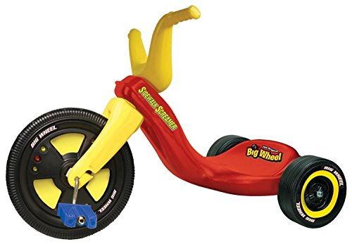 Kids Only 11'' Sidewalk Screamer for Boys by The Original Big Wheel