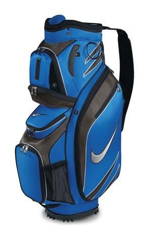 NIKE M9 Cart Bag (Royal Blue/Silver Graphite)