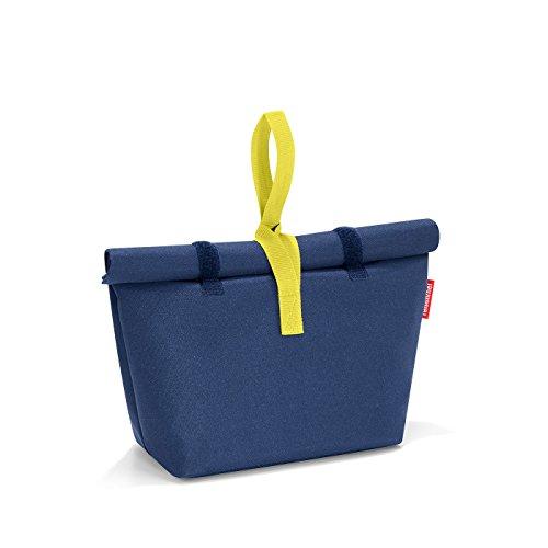 reisenthel fresh lunchbag iso M navy Maße: 33 x 29 x 11 cm / Volumen: 7 l isoliert