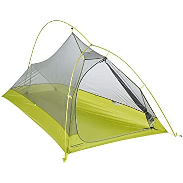 Big Agnes Fly Creek HV 1 Person Platinum Backpacking Tent-Green (THVFCP117)