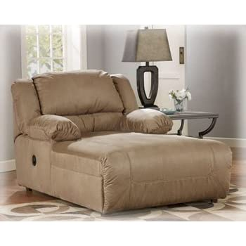 Coaster comfortable microfiber chaise lounger for Ashley microfiber chaise lounge
