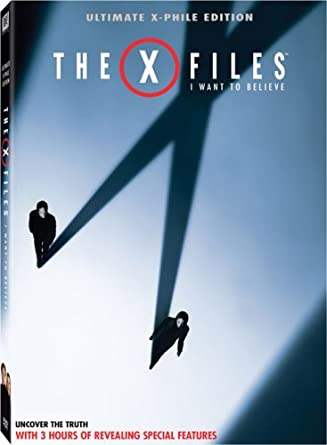 Amazon com: The X-Files: I Want to Believe (Three-Disc
