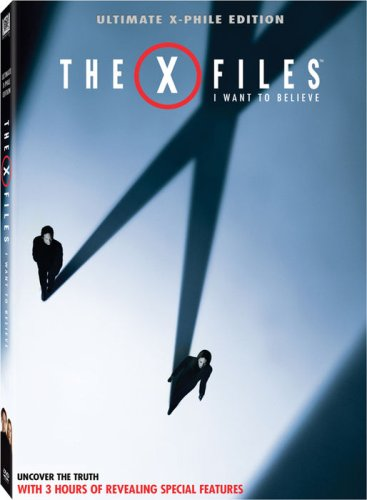 The X Files  I Want To Believe  Three Disc Special Edition