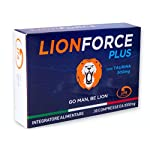 LIONFORCE-PLUS-30-COMPRESSE-1000-Mg-CADUNA-MADE-IN-ITALY-NUOVA-FORMULA-100-NATURALE-TAURINA-BOOST-AD-AZIONE-EXTRA-RAPIDA-GO-MAN-BE-LION