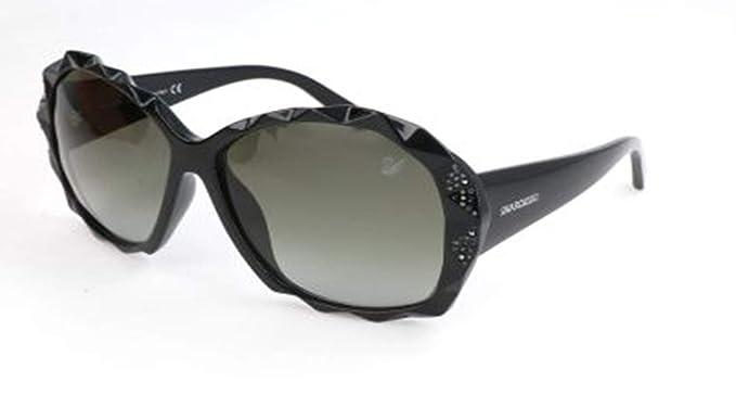 Swarovski Sunglasses Sk9040 01B-60-13-135 Gafas de sol, Negro (Schwarz), 60 para Mujer