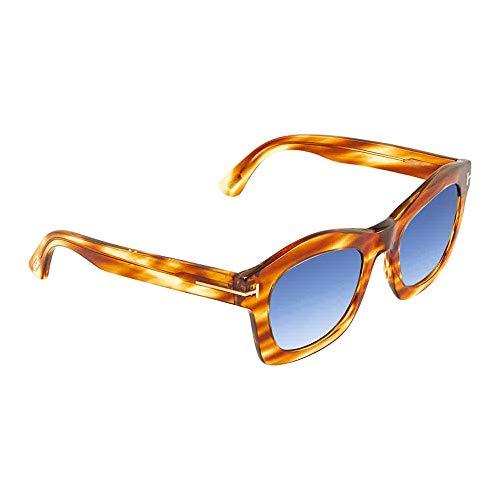 Sunglasses Tom Ford GRETA TF 431 FT 41W yellow/other/gradient ()