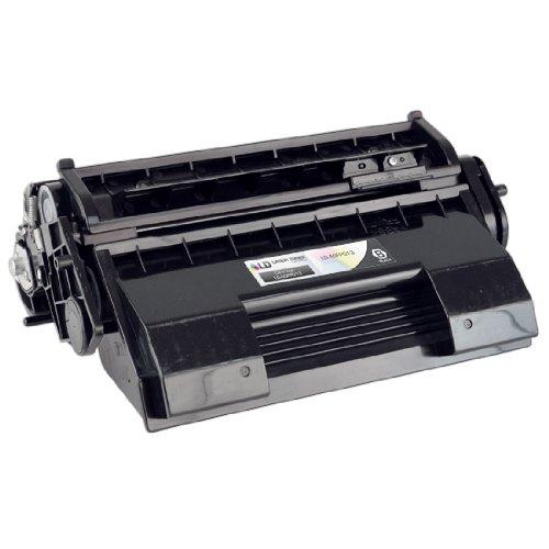 40p Printer (LD Compatible Konica-Minolta Bizhub 40P AOFP013 Black Laser Toner Cartridge)