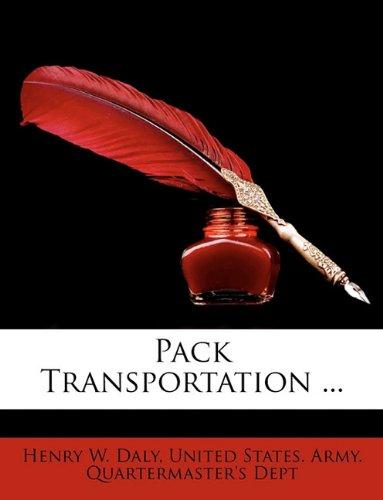 Download Pack Transportation ... pdf epub