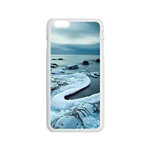 Beautiful winter scenery durable fashion phone case for iPhone 6