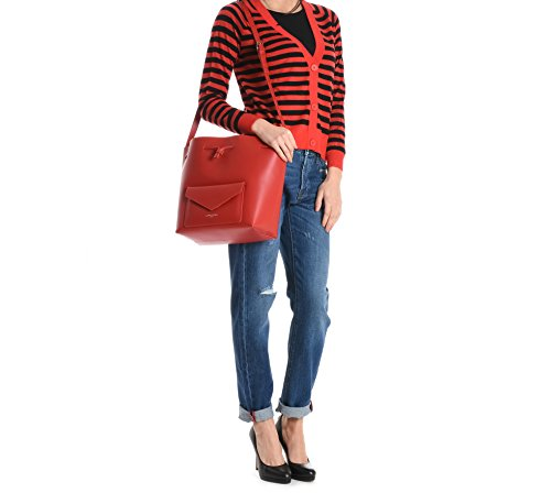 Cotone Ines80rockstworoses999 Donna Roy Jeans Blu Roger's taqaHI