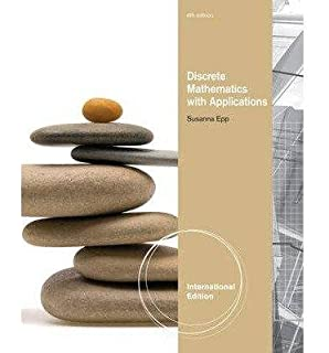 Discrete mathematics with applications susanna s epp discrete mathematics with applications 4th edition paperback fandeluxe Gallery