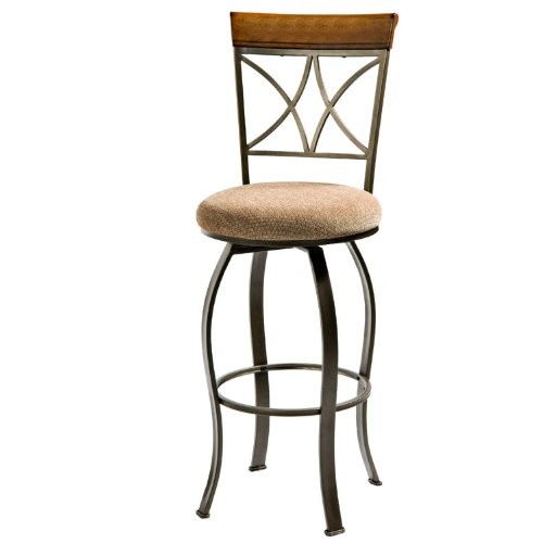Stool Hamilton Swivel Bar - Powell Hamilton Swivel Bar Stool