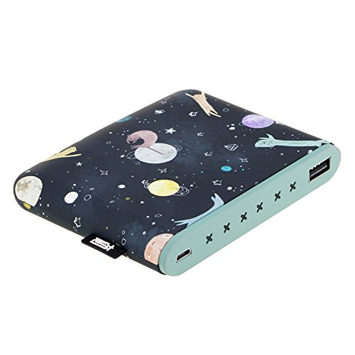 Cute Portable Phone Charger,Sethruki 10400mAh Power Bank Shaking High Speed Charging External Battery Charger Cell Phone Battery Pack Compatible for All Smartphone Cellphone Tablet