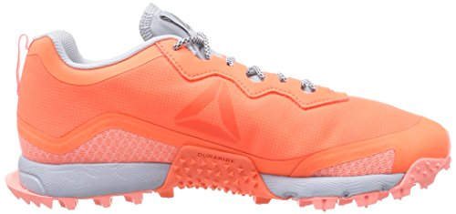 Trail Chaussures Melon Terrain Craze EU Noir Orange Femme Cloud 42 de All 5 Guava Reebok Sour Punch Grey WCtqFXwF