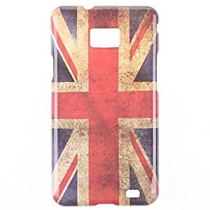 TOPMM The British Flag Design Hard Case for Samsung Galaxy S2 I9100
