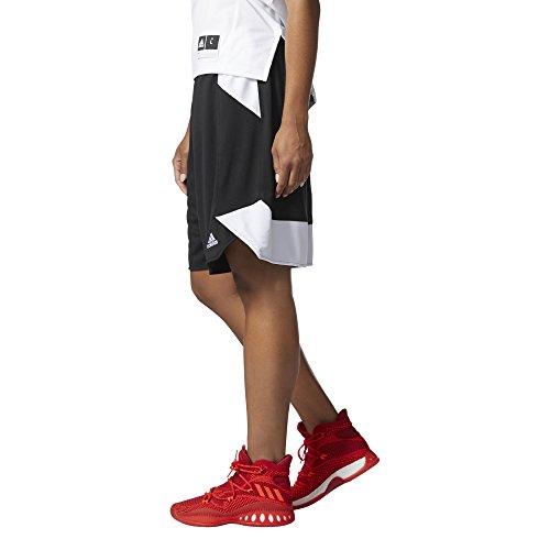 adidas W Crzy Expl Sho Pantalón, Mujer negro - (blanco)