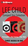 Lee Child CD Collection 3: Persuader, The Enemy, One Shot (Jack Reacher Series)