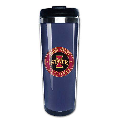 [Duola IOWA Stainless Steel Tumbler Coffee Mugs Mug And Tumbler] (Audreys Costume Castle)
