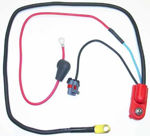 ACDelco 4SD41XE Professional Positive Side Terminal Battery Cable with Auxiliary Leads (Chevy S10 1994 Hood Cable compare prices)