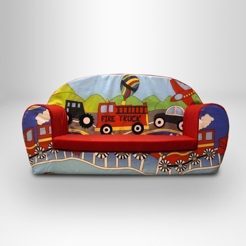 Ready Steady Bed Childrens Foam Sofa, Transport