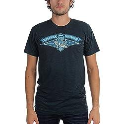 Dropkick Murphy's - Mens Summer Tour 13 T-Shirt, Medium, Navy