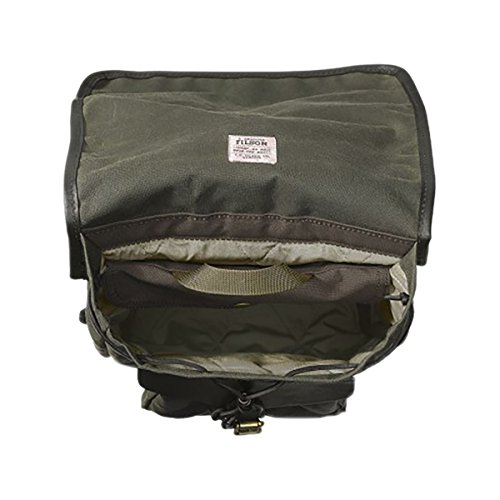 Filson Unisex Tin Cloth Backpack Otter Green 1 Backpack by Filson (Image #3)