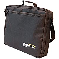 Deep Soft Padded Carrying Case for 5 to 7 On-Camera DSLR LCD Video Monitor Kits