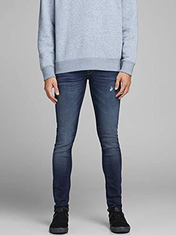 JACK & JONES Męskie dżinsy skinny: Odzież