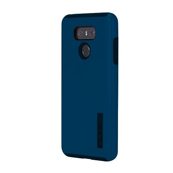 more photos 9d5ea 022c6 LG G6 Case, Incipio[Hard Shell] [Dual Layer] DualPro Case for LG G6 - Deep  Navy