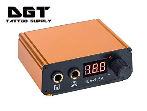(DGT P054 Pro Digital LCD Tattoo Power Supply)