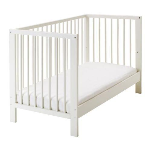IKEA GULLIVER Babybett In Weiß: Amazon.de: Küche U0026 Haushalt