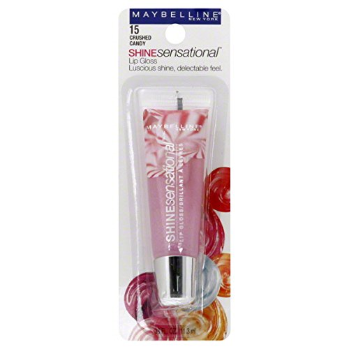 Maybelline New York ShineSensational Lip Gloss, Crushed Cand