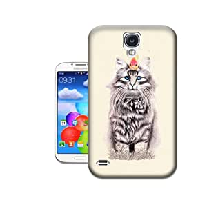 X-Cases Fish Sitting on Sat's Head TPU Hard Phone Shell Cases For Samsung Galaxy S3
