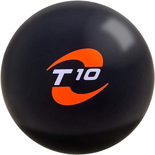 Motiv T10 Limited Edition Bowling Ball, Black, 15 lb.
